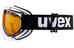 UVEX apache - Gafas de esquí - blanco